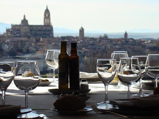 Restaurante Marmitia: The View