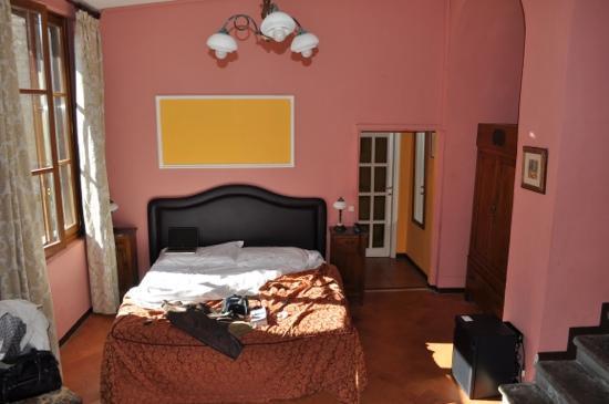 Hotel Restaurant  La Scaletta: une super chambre