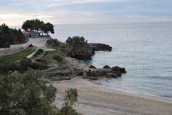 Park Hotel Cilento: la vicina spiaggia
