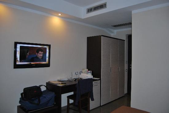 Park Hotel Cilento: un'angolo della nostra camera