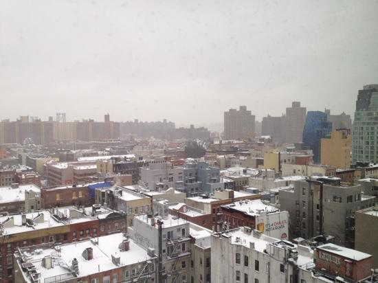 SIXTY LES: view of lower east side
