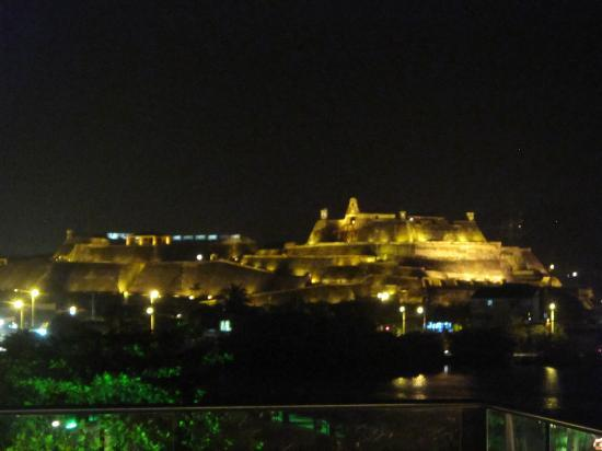 Armeria Real Luxury Hotel & Spa: Rooftop view