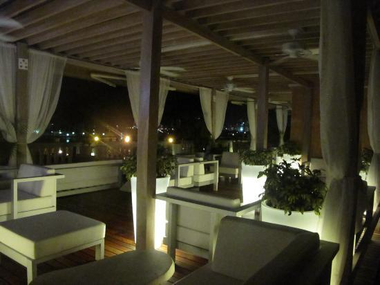Armeria Real Luxury Hotel & Spa: Rooftop area
