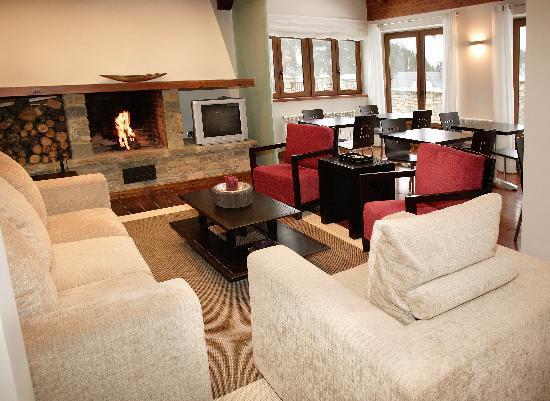 Eira Stylehotel: Lounge