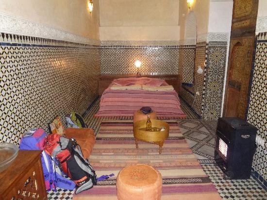 Dar Attajalli: Mosaic Room