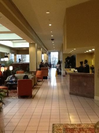 Durham Marriott City Center: lobby