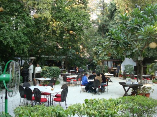 Restaurant In Lodhi Garden