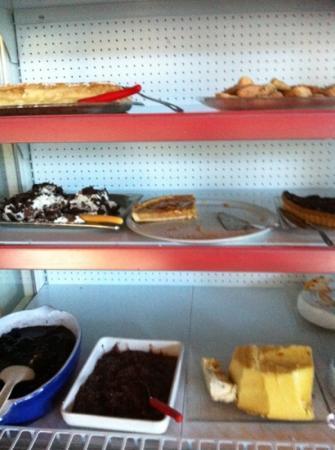 Castries, France: dessert