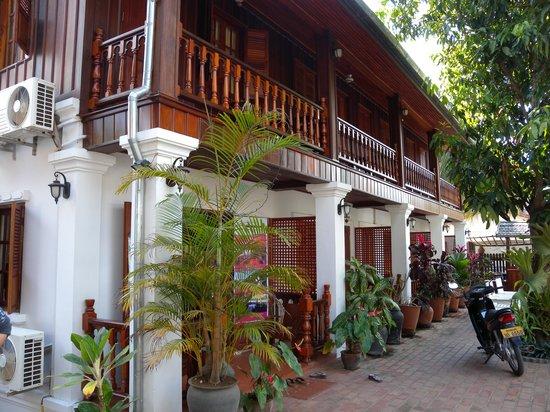 Villa Chitdara - Front view