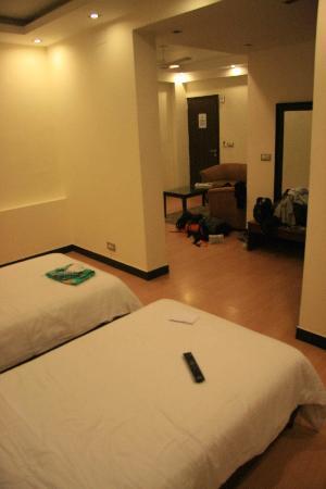 The Legend Inn: La chambre 405