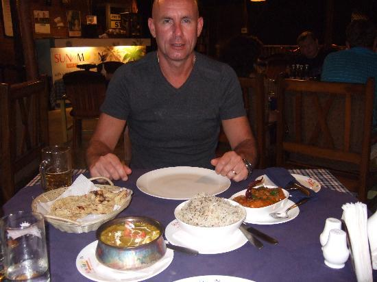 Eco Sun and Moon: lovely curries