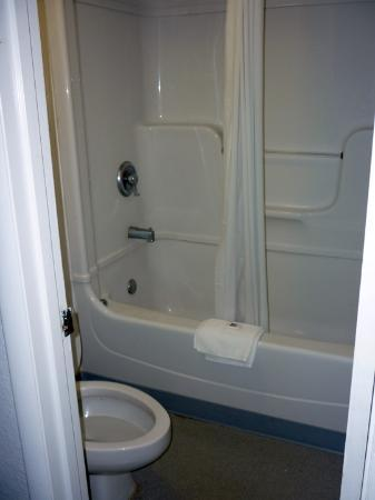 Motel 6 Huntsville - Madison: bathroom