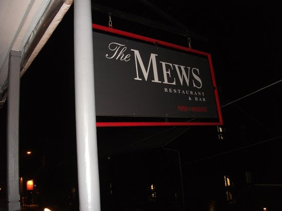 The Mews on the Balcony