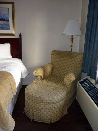 Econo Lodge Inn & Suites at Fort Benning: Chair