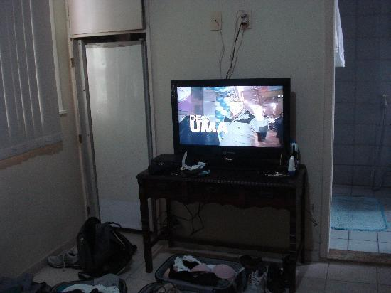 Margarida's Pousada: tv a cabo no quarto