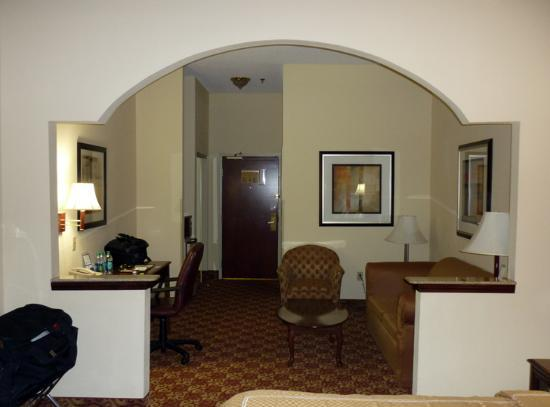 Comfort Suites Milledgeville : Room View 2