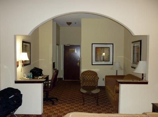 Comfort Suites Milledgeville: Room View 2
