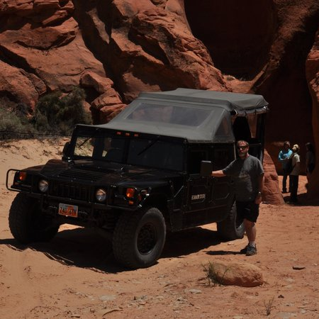 Windows Of The West Hummer Tours : Come and see, we have great locations without the crowd