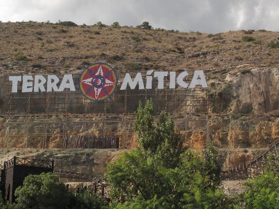 Terra Mitica: Vista exterior