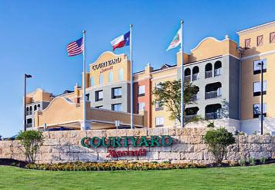 Courtyard San Antonio SeaWorld®/Westover Hills: Courtyard By Marriott SeaWorld/Westover Hills