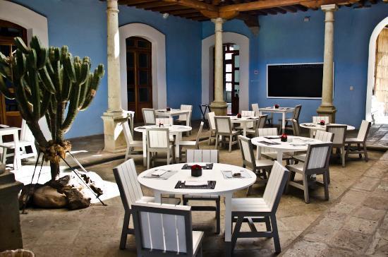 Hotel Azul : Cocina Azul