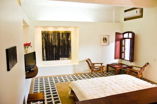 Hotel Azul de Oaxaca: Suite Villalobos