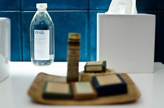 Hotel Azul de Oaxaca: Baño