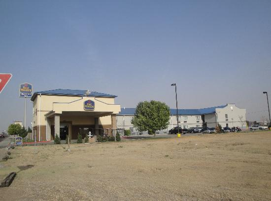 BEST WESTERN Santa Fe: Nothing specail for the price
