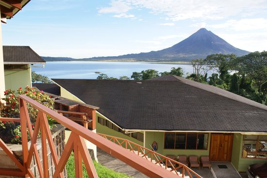 Arenal Vista Lodge, Volcan