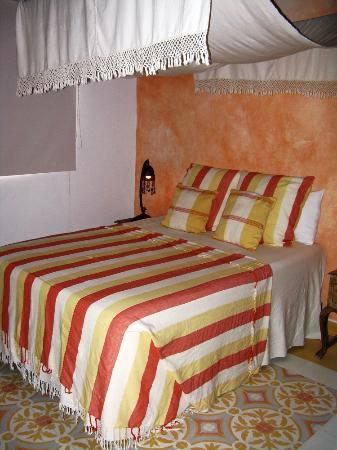La Terraza de San Juan: Master Bedroom