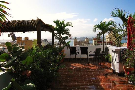 La Terraza de San Juan: Terrace
