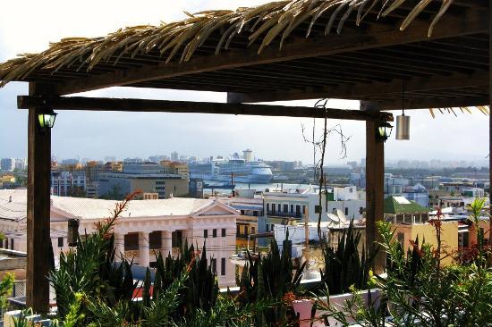 La Terraza de San Juan: Harbor View