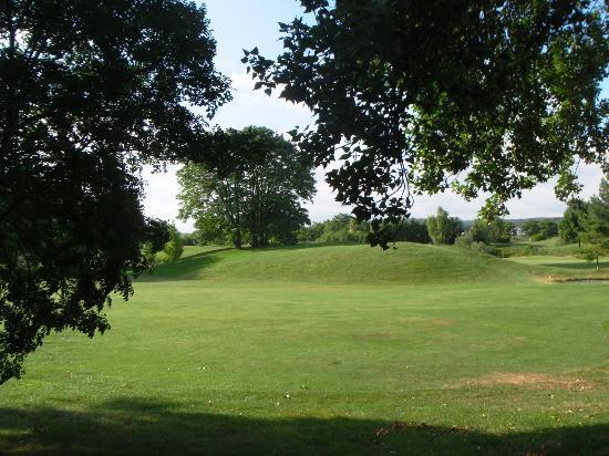 Du Côté de Rueil : Le golf
