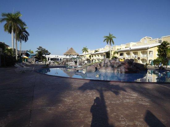 Telamar Resort : le site