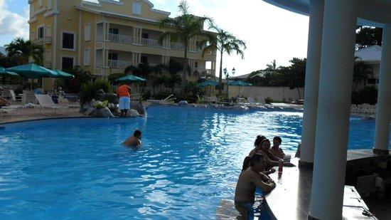 Telamar Resort: la piscine