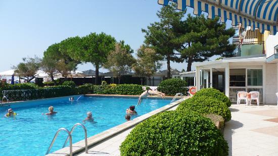 Hotel Svezia & Scandinavia: piscina