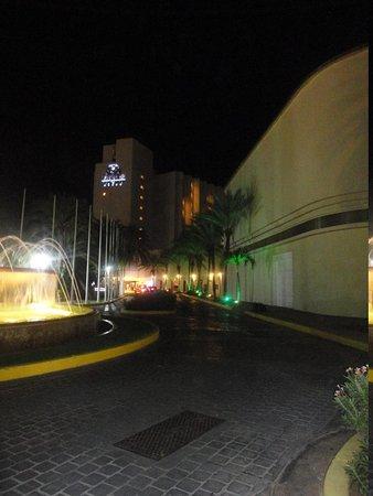 Hotel Venetur Margarita: Fachada do hotel