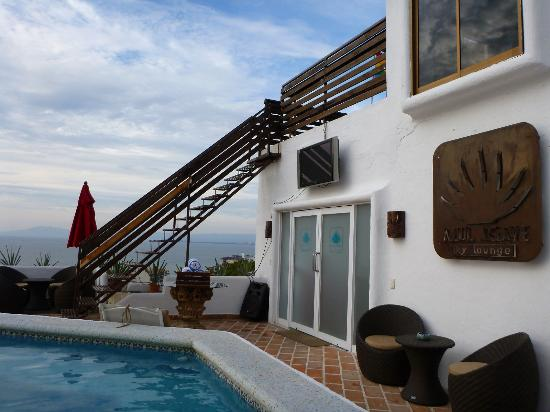 Amaca Hotel: Roof