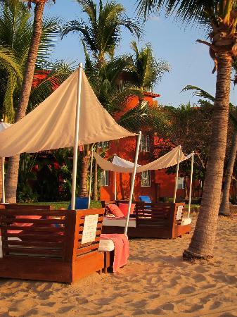 Club Med Ixtapa Pacific: cabanas
