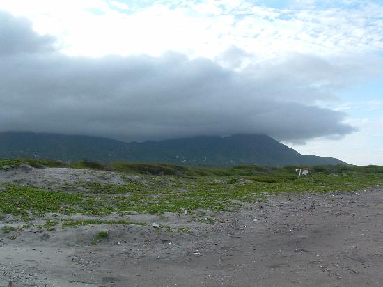 Windward Beach, Nevis, West Indies
