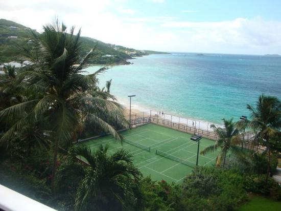 Frenchman's Reef & Morning Star Marriott Beach Resort: out room view