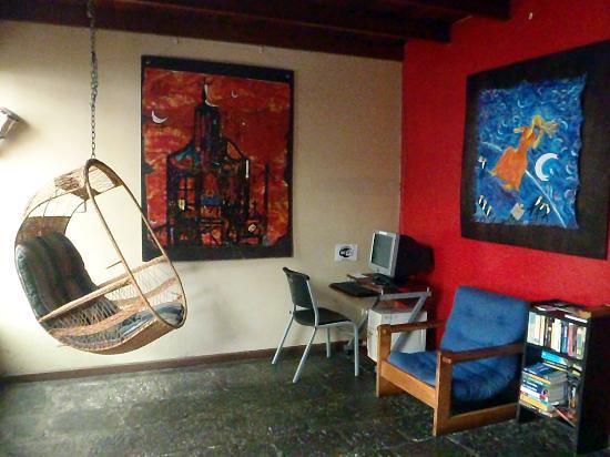 Hotel Mi Tierra: Lounge Area