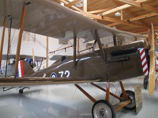 Military Aviation Museum: WW1