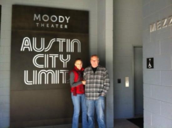 Austin City Limits Live: So glad we came!!!!