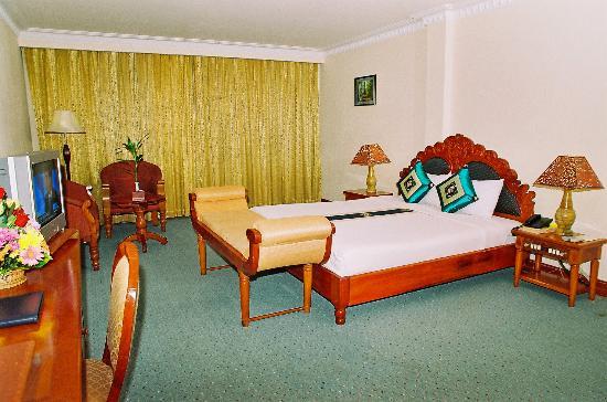 Majestic Oriental Hotel: Deluxe Double
