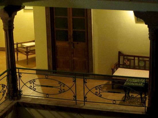 Ratan Vilas: outside room