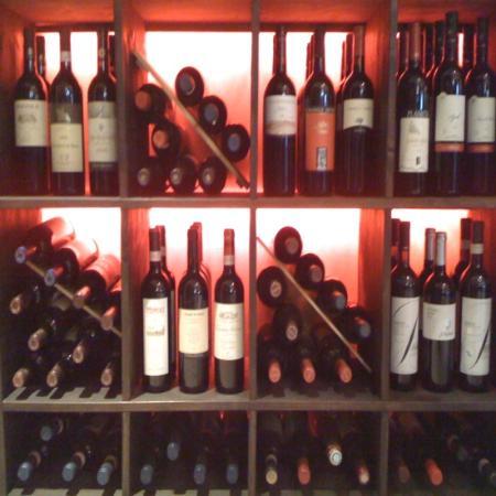 Caffe Ristorante Wenge : ...i vini