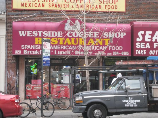 Photo of Latin American Restaurant West Side Coffee Shop at 323 Church St, New York, NY 10013, United States