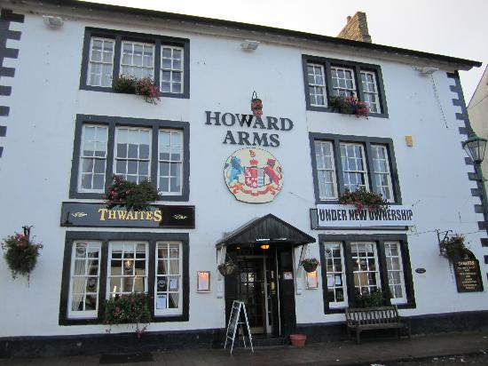 The Howard Arms Hotel: The hotel