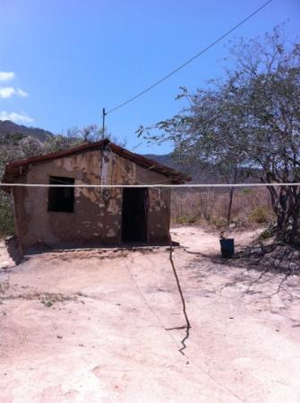 bairro pobre em cidade próxima a Fortaleza.
